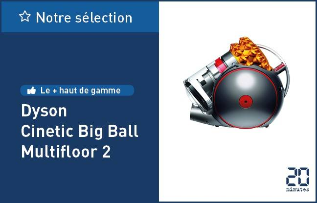 Dyson Cinetic Big Ball Multifloor 2.