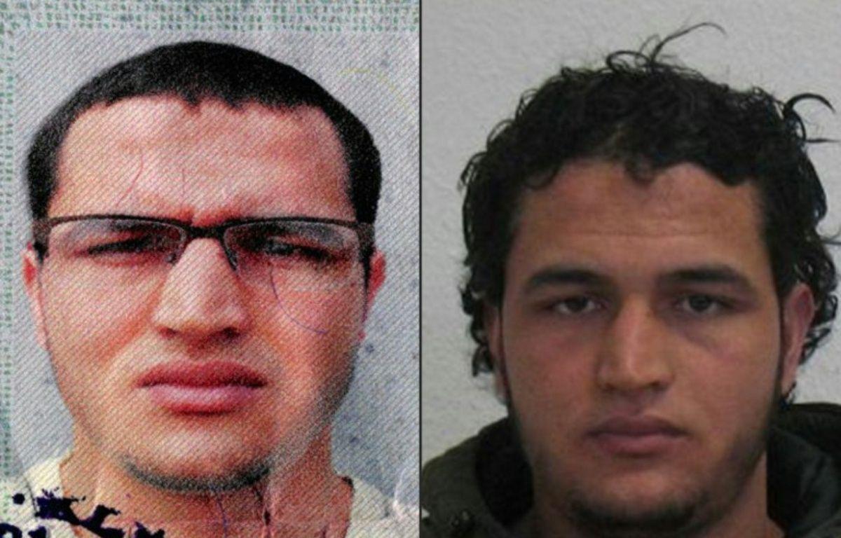 Anis Amri, suspect présumé de l'attentat au camion-bélier perpétré sur un marché de Noël à Berlin. – HO / BKA
