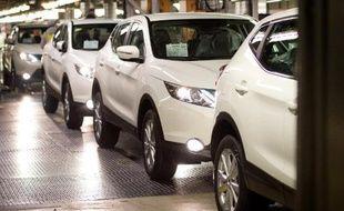 Le constructeur d'automobiles japonais Nissan a annoncé mercredi avoir écoulé 5,1 millions de véhicules en 2013 (+3,3% sur un an), ce qui permet à son alliance avec le français Renault d'établir un nouveau record autour de 8,3 millions d'unités vendues (+2%) et de se maintenir à la quatrième place mondiale.