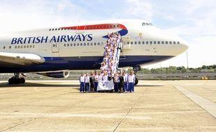 Le «Jumbo jet» devait fêter son 50e anniversaire (Archives.