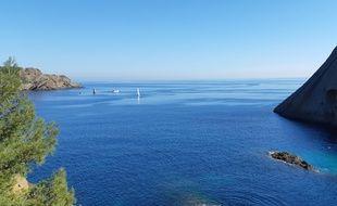 La baie de La Ciotat a été élue plus belle baie du monde.