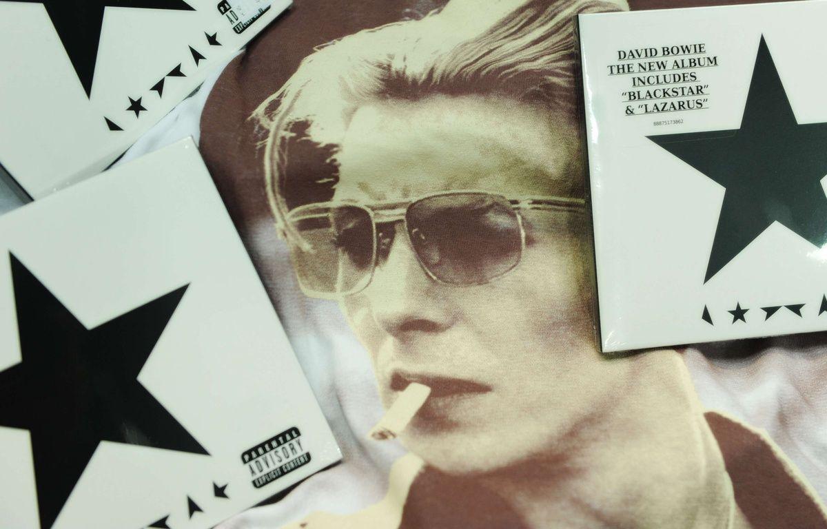 «Blackstar», le dernier album de David Bowie. – Veronika Simkova/AP/SIPA