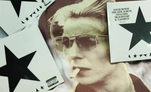 «Blackstar», le dernier album de David Bowie.