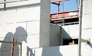 Seuls 254 recrutements sont en vue dans la construction cette année.