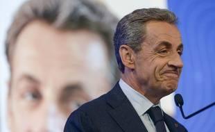 Nicolas Sarkozy, le 29 septembre 2020 à Paris.