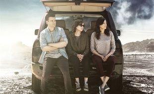 L'affiche de la saison 4 de la série de Hulu «Casual», diffusée en juillet 2018.