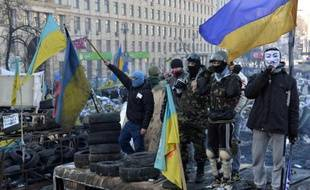 Les Etats-Unis, après l'Europe, vont tenter jeudi de faire pression en vue d'une solution politique en Ukraine, au lendemain d'un avertissement de la Russie contre tout changement de cap à Kiev.