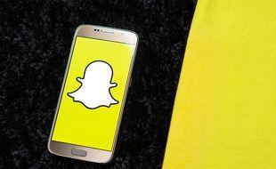 Strasbourg: Des photos intimes d'une cinquantaine d'adolescentes fuitent sur Snapchat (Illustration)