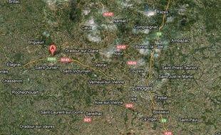 Saint-Junien, près de Limoges.