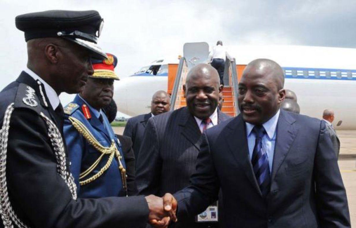 Un nouveau mini-sommet des pays des Grands Lacs, destiné à apaiser les violences dans l'est de la République démocratique du Congo (RDC), s'est ouvert samedi en fin de matinée dans la capitale ougandaise Kampala, en présence de moins d'un tiers des dirigeants invités. – Peter Busomoke afp.com