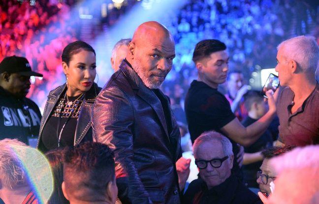 Boxe: «Je me sens bien»... Le retour de Mike Tyson sur le ring se précise