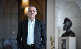 Antoine Petit, président-directeur général du CNRS depuis le 24 janvier 2018.
