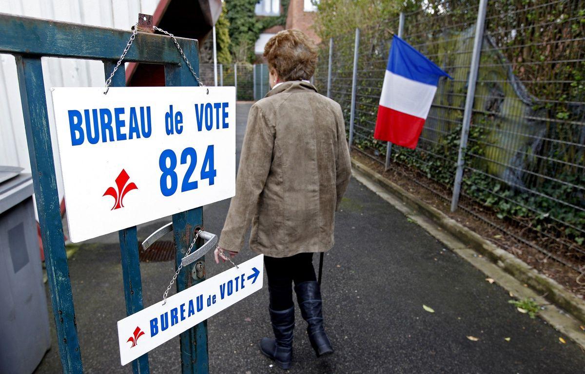 Lille, le 23 mars 2014. Illustration sur le vote pour le 1er tour des Žlections municipales à Lille. – M.Libert/20 Minutes