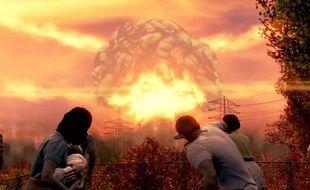 Le jeu vidéo Fallout4.