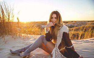Kylie Rae Harris, 30 ans, était une figure montante de la musique country.