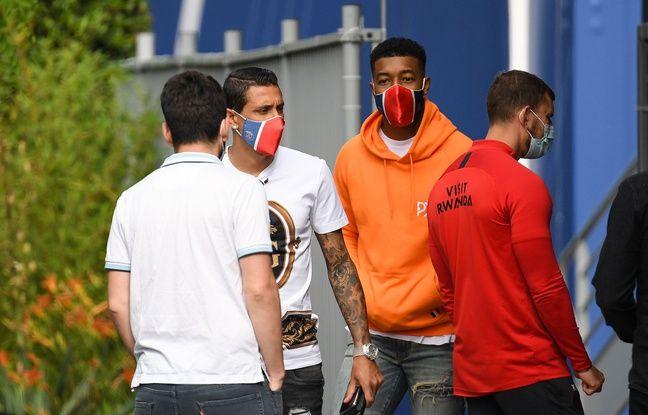 Coronavirus: Le PSG a décelé quatre contaminations antérieures, dont trois chez les joueurs