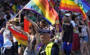 La loi hongroise interdisant la promotion de l'homosexualité auprès des mineurs a été condamnée par des pays membres de l'UE.