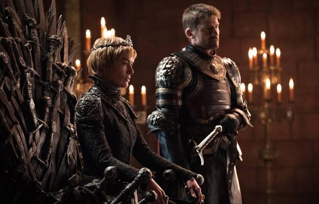 Cersei et Jaime Lannister (Lena Headay et Nikolaj Coster-Waldau) dans la saison 7 de «Game of Thrones».