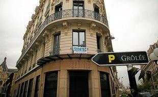 Le quartier Grôlée avait été vendu en 2004 par la municipalité.
