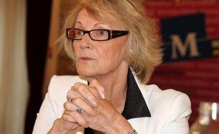Le maire de Montpellier Hélène Mandroux revendique la présidence de l'Agglo depuis 2008.