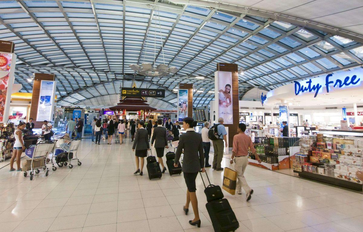L'aéroport international de Bruxelles a été bloqué par une panne d'électricité totale (image d'illustration). – David Pearson / Rex Fea/REX/SIPA