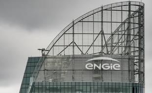 Le siège d'Engie, à Paris. (illustration)