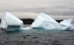 Les concurrents du Vendée Globe vont devoir se méfier des icebergs.