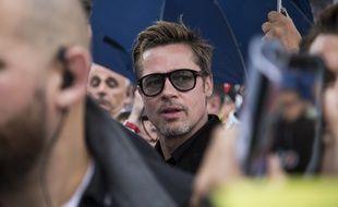 Brad Pitt sur le 24h du Mans