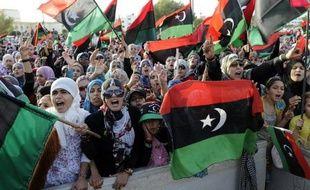 Dix pour cent des sièges de l'Assemblée constituante libyenne qui doit être élue en juin seront réservés aux femmes, selon un projet de loi électorale rendu public lundi, qui a déclenché la fureur des défenseurs des droits des femmes.