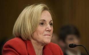 La haute diplomate américaine pour le Proche-orient Anne Patterson à Washington DC, le 26 mars 2015