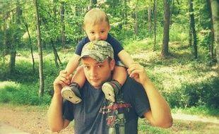 Jefferson Heavner a été tué par un automobiliste qu'il tentait de secourir.