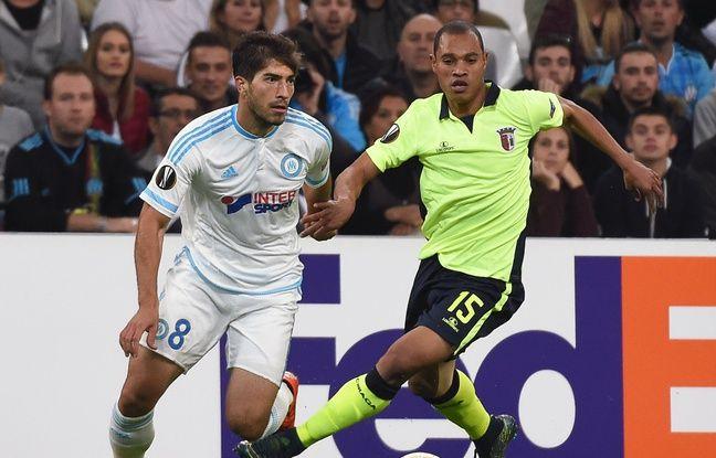 Lucas Silva le 5 novembre 2015 à Marseille