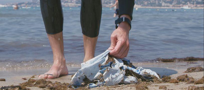 L'association Sauvage Méditerranée valorise les déchets ramassés en mer ou sur la plage