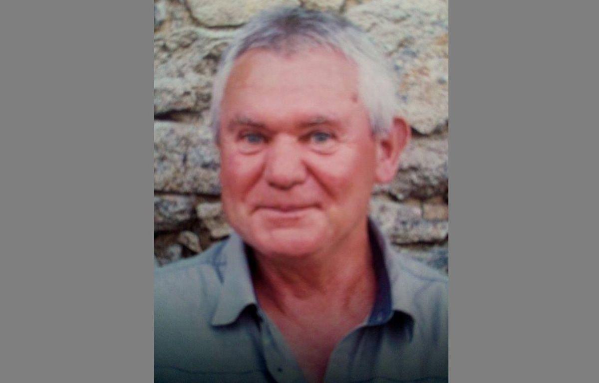 Jean-Hugues Rousseau a disparu – Gendarmerie nationale/ DR