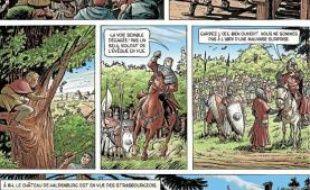 La bataille d'Hausbergen de C. Damm et F. Abel, (éd. du Signe).