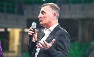 Gaël Pelletier, le président du HBCN.