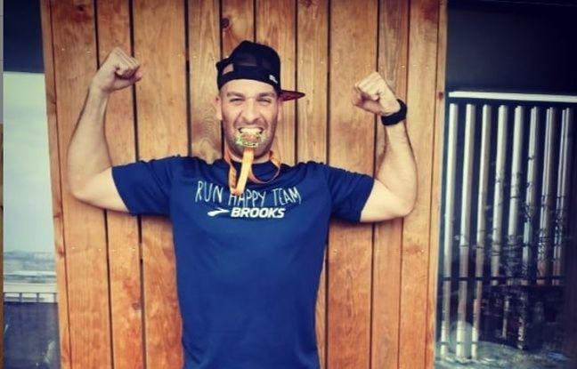 Coronavirus à Toulouse: Pour défier le confinement, il court un marathon sur son balcon