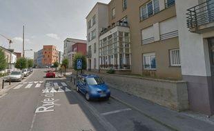 Le quartier du Chemin Vert, à Boulogne-sur-Mer.