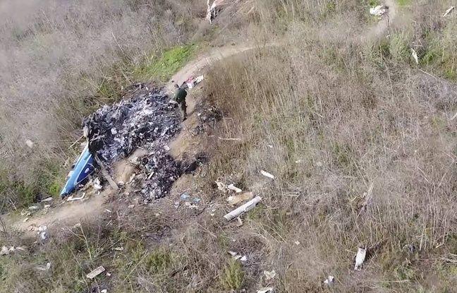 Mort de Kobe Bryant : Le pilote de l'hélicoptère n'était pas drogué lors du crash