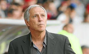 René Girard est un coach heureux.