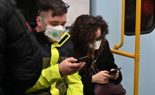 Coronavirus: l'UE développe une app de suivi des contaminés
