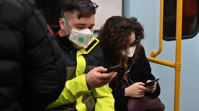 Coronavirus: Les futurs smartphones pourraient embarquer un «détecteur à virus»
