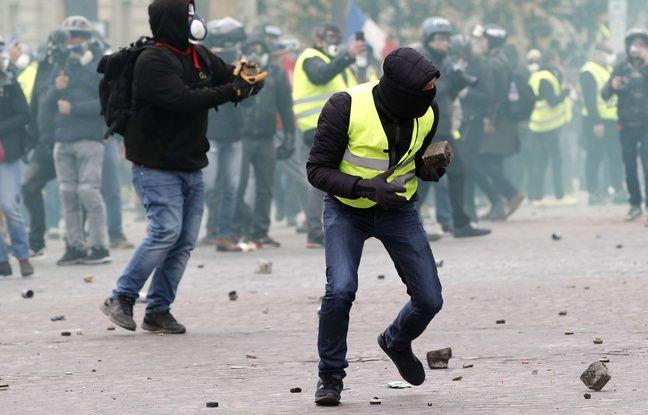 «Gilets jaunes»: Le gouvernement montre les muscles et donne des gages aux forces de l'ordre
