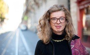 Anne Cadiot-Feidt, nouveau bâtonnier du Barreau bordelais.