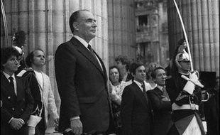 Il y a vingt-cinq ans, le 10 mai 1981, François Mitterrand, candidat socialiste à l'élection présidentielle, l'emportait sur le président sortant Valéry Giscard d'Estaing et ouvrait la voie à l'alternance politique que la France n'avait pas connue depuis un quart de siècle.