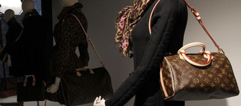 Un sac Louis Vuitton (illustration).