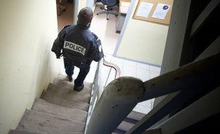 Un policier (Illustration).  // Photo : V. WARTNER / 20 MINUTES