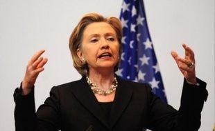 La secrétaire d'Etat américaine Hillary Clinton est arrivée dans la nuit de vendredi à samedi à Ankara, dernière étape d'une tournée de huit jours qui l'a également conduite au Proche-Orient et en Europe.