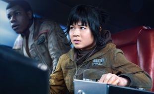 Kelly Marie Tran interprète Rose Tico dans Star Wars 8: Les derniers Jedi