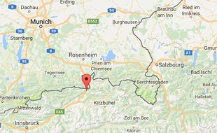 La jeune fille avait été retrouvée morte au bord de l'Inn à Kufstein en Autriche.